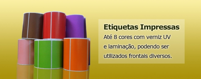 Etiqueta Adesiva Colorida São Mateus - Impressão de Etiquetas Adesivas