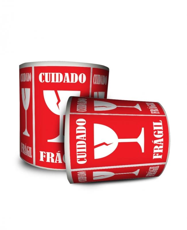 Etiquetas Adesivas em Rolo Valores Serra da Cantareira - Rolo de Etiquetas Adesivas