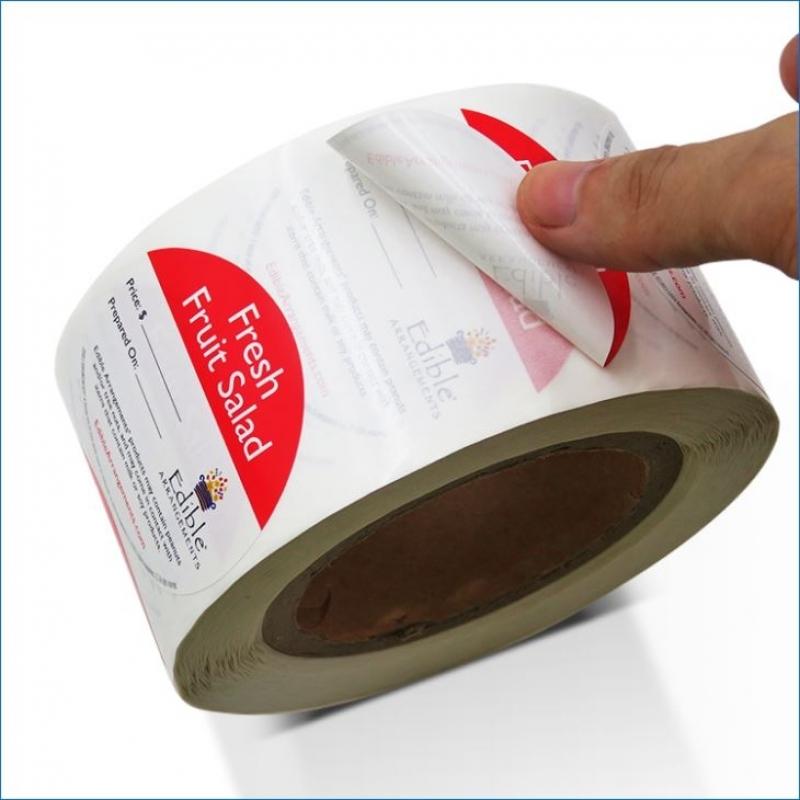 Etiquetas Auto Adesivas Personalizadas Mandaqui - Rolo de Etiquetas Adesivas
