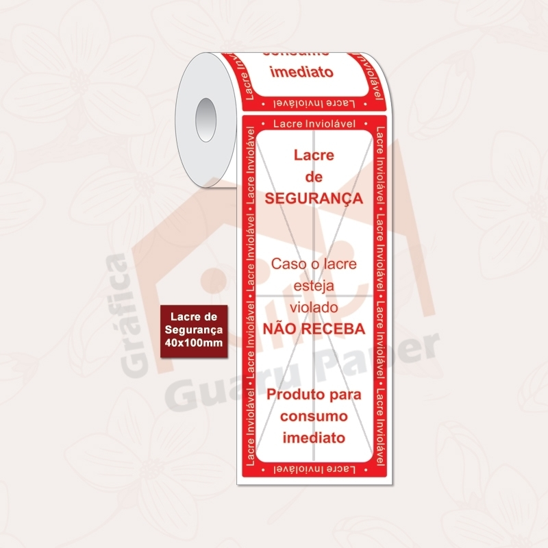 Fabricação de Lacre de Segurança Roupas Anália Franco - Fabrica de Lacre de Segurança
