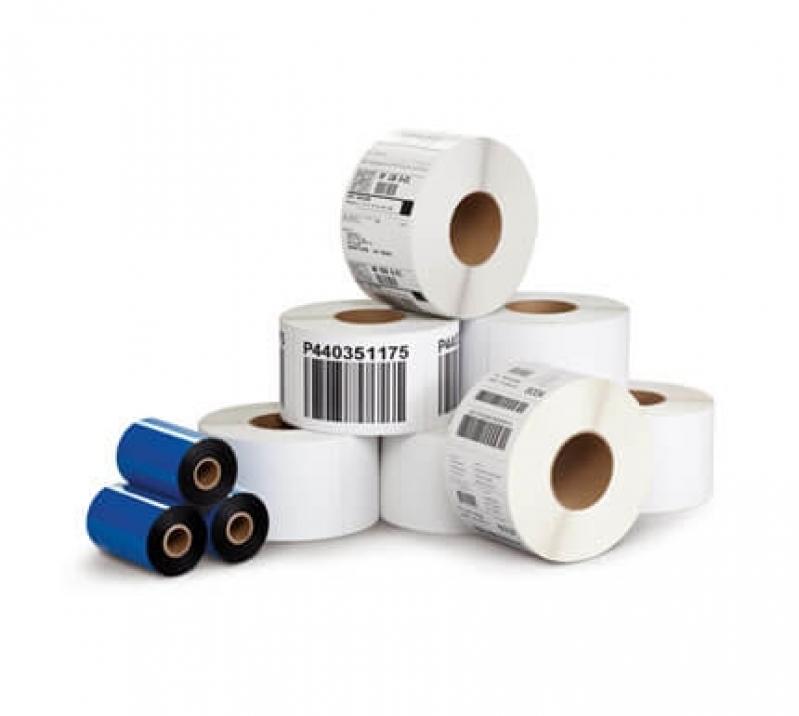 Fita Ribbon Cera Valores Granja Julieta - Ribbon de Impressora