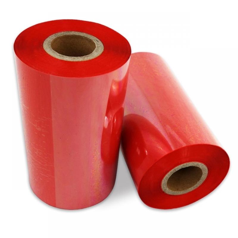 Fita Ribbon para Impressora Zebra Luz - Ribbon de Impressora
