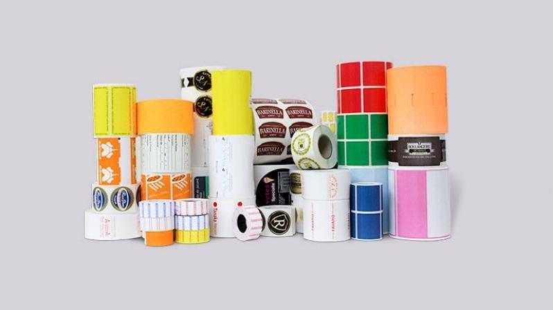 Impressão de Etiqueta Adesiva Ipiranga - Etiquetas Adesivas Personalizadas