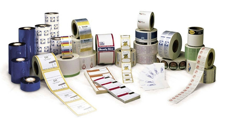 Impressão de Etiquetas Adesivas Valores Cidade Quarto Centenário - Etiquetas Adesivas em Rolo