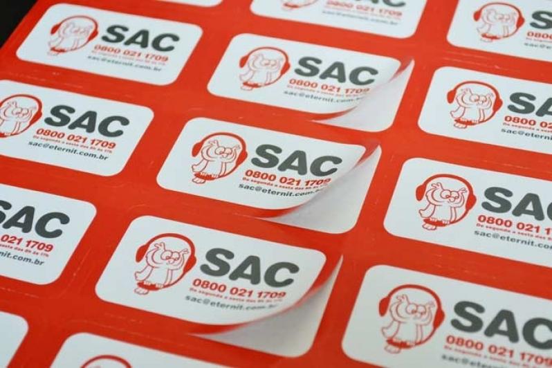 Impressão Etiqueta Adesiva Jockey Club - Etiquetas Adesivas Personalizadas