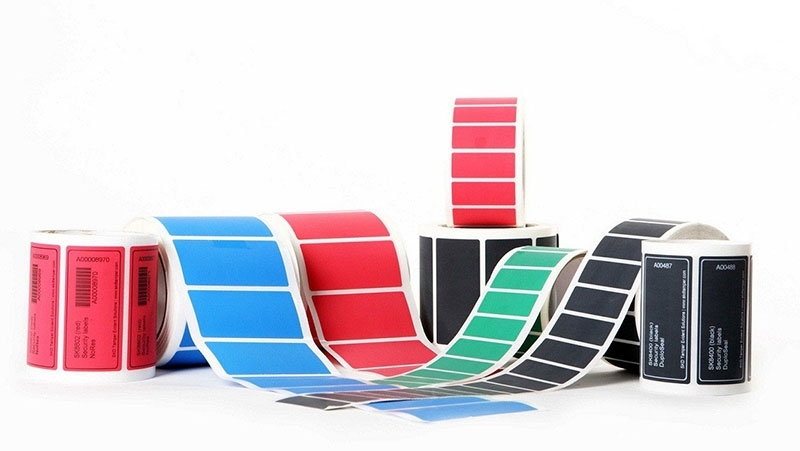 Impressão Etiquetas Adesivas Pari - Rolo de Etiquetas Adesivas