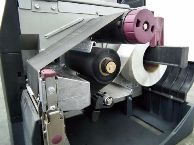 Onde Compro Fita Ribbon para Impressora Zebra M'Boi Mirim - Ribbon de Impressora