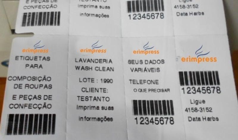 Onde Encontro Etiqueta Tag Personalizada Tucuruvi - Etiqueta Tag Preço