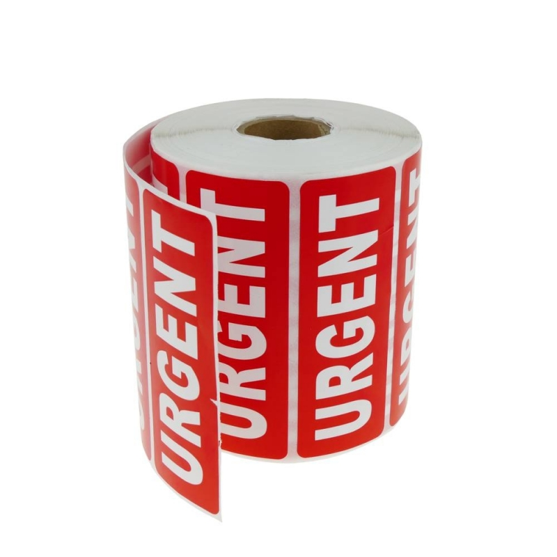 Onde Encontro Rolo de Etiquetas Adesivas Vila Cruzeiro - Etiquetas Adesivas Coloridas
