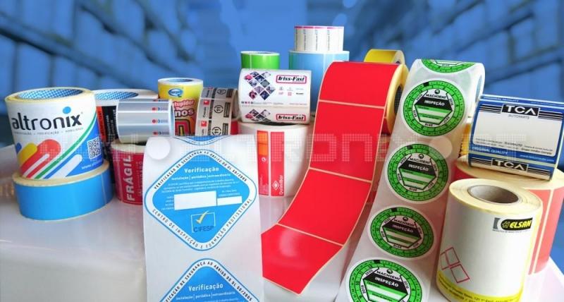 Onde Vende Adesivo Lacre de Segurança Jardim Novo Mundo - Lacre Adesivo de Segurança Personalizado