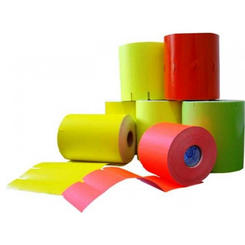 Orçamento de Impressora de Etiqueta para Gondola Brasilândia - Etiqueta para Gondola Amarela