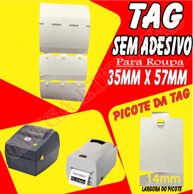 Orçamento de Impressora para Etiqueta de Gondola Cidade Jardim - Etiqueta para Gondola Amarela