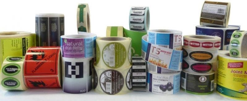 Preço de Rótulos Plásticos Adesivos Aricanduva - Rótulos Adesivos Transparentes