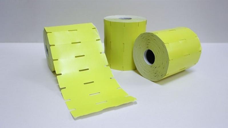 Preços da Impressora de Etiqueta para Gondola Jardim São Saveiro - Etiqueta para Gondola Amarela