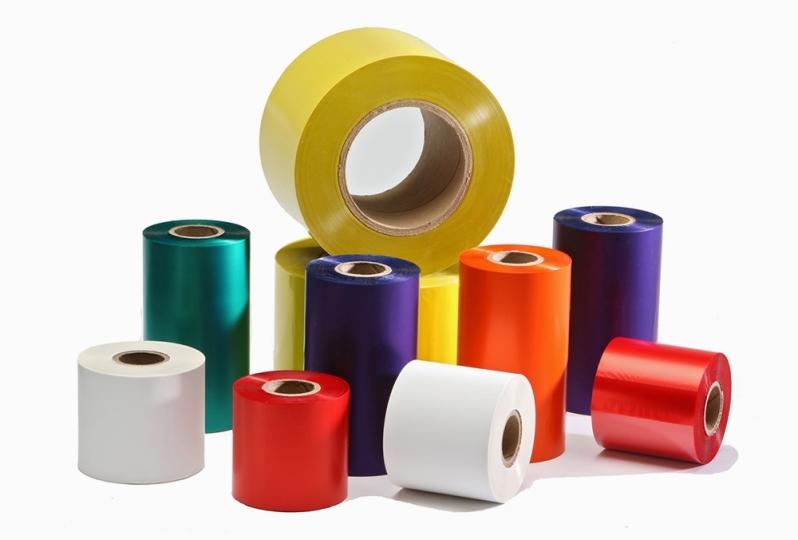 Ribbon Fita Valores Santo Amaro - Ribbon Etiqueta
