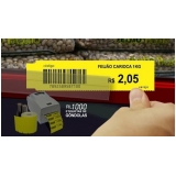 etiqueta de preço para gondola valor Lauzane Paulista