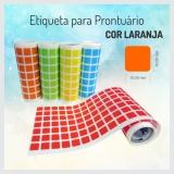 etiquetas adesivas coloridas valores Ponte Rasa