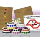 etiquetas adesivas redondas Parelheiros
