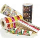 etiquetas e rótulos adesivos personalizados Jaçanã