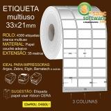 etiquetas tag adesiva personalizada Vila Cruzeiro