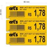 onde encontro etiqueta tag cartão Vila Medeiros