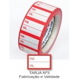 onde encontro etiquetas adesivas em rolo Parada Inglesa