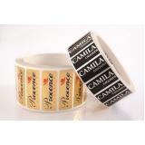 onde encontro etiquetas personalizadas adesivas Higienópolis