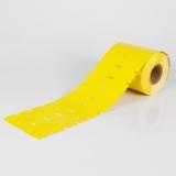 onde fazer etiqueta de gondola amarela Vila Marisa Mazzei