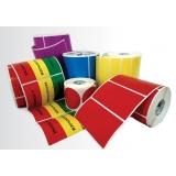 procuro por etiquetas adesivas coloridas Grajau